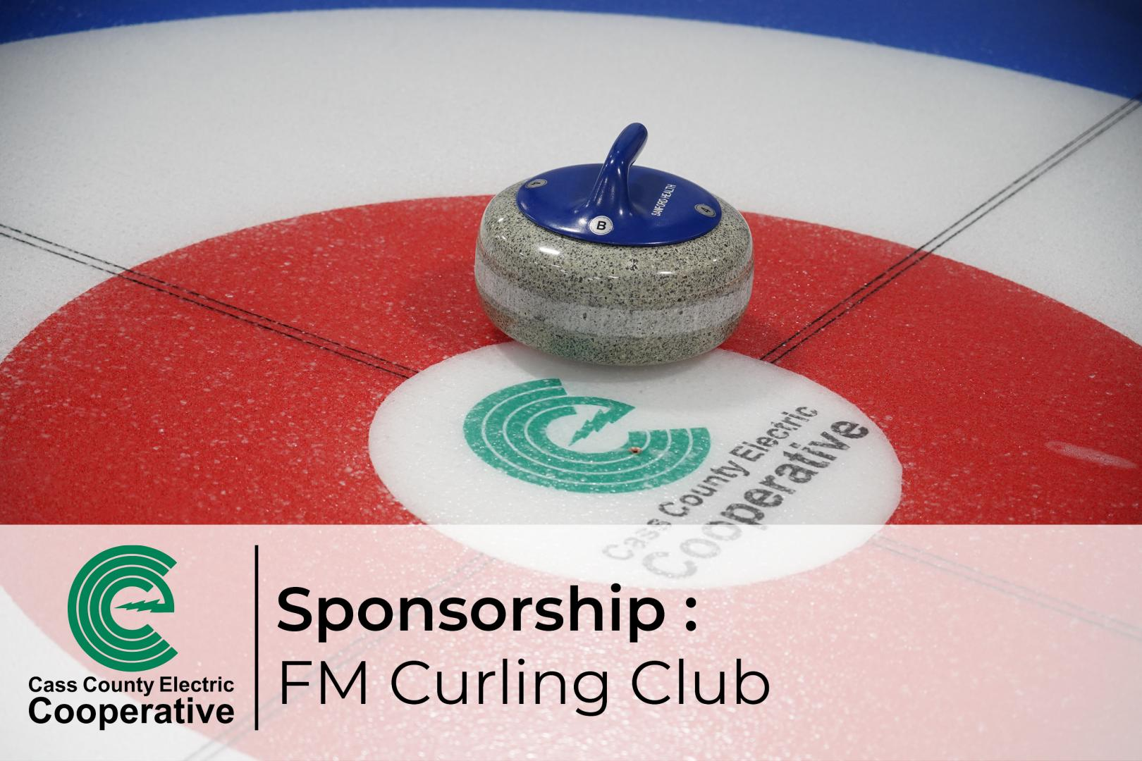 Sponsorship at FM Curling Club