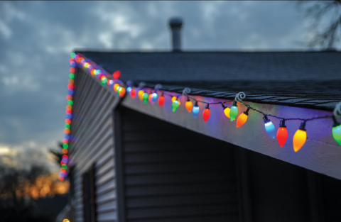 Give it a Glow! Switch to LED Holiday Lighting
